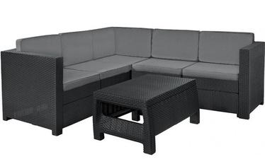 Keter Provence Garden Furniture Set Grey