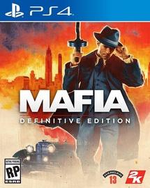 PlayStation 4 (PS4) spēle Mafia Definitive Edition PS4