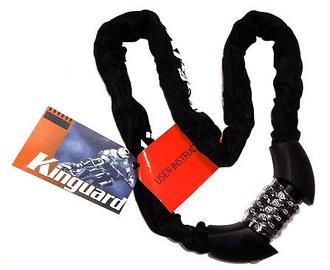 Kinguard 90mm Black
