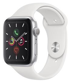 Viedais pulkstenis Apple Watch Series 5, sudraba