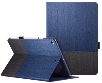 "Чехол ESR Simplicity Knight Series Book Case For Apple iPad Air 10.5"" 2019 Blue/Black"