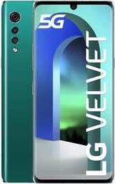Mobilais telefons LG Velvet 5G Aurora Green, 128 GB