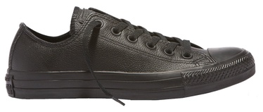 Converse Chuck Taylor All Star Leather Low Top 135253 Mono Black 43