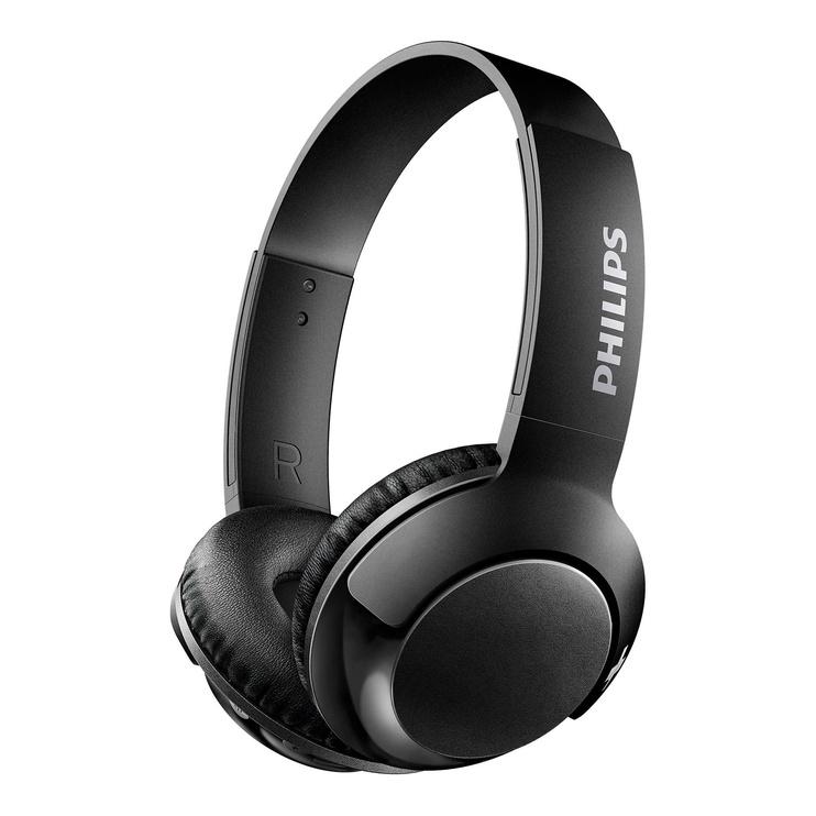 Austiņas Philips SHB3075BK/00, bezvadu