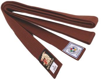 Matsuru Judo Belt 2.6m Brown
