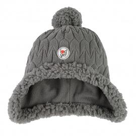 Cepure Lodger Empire Fleece, pelēka, 6-12 mēn.