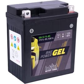 Akumulators IntAct YTX7L-BS, 12 V, 6 Ah, 120 A