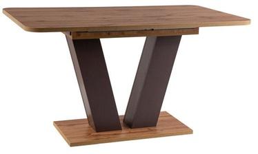 Signal Meble Platon Extendable Table Wotan Oak/Brown