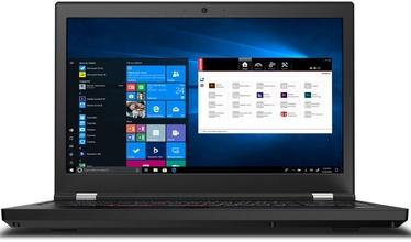 Lenovo ThinkPad P15 Gen1 Black 20ST0062MH