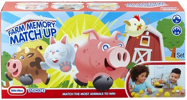 Little Tikes Farm Memory Match Up 645143