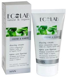 ECO Laboratorie Shaving Cream Cedar & Karite 150ml