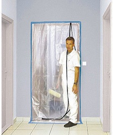 Color Expert Protective Film For Doors LDPE 0.1mm 112x220cm