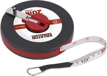 Kreator KRT702020 Fiberglass Measuring Tape 20m