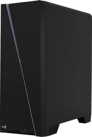 Aerocool Cylon ATX Mid Tower Black