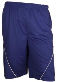 Bars Mens Basketball Shorts Blue/White 180 XXL
