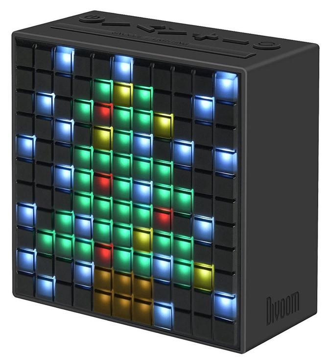 Divoom TimeBox Bluetooth Speaker Black