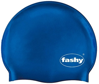 Peldcepure Fashy Swimming Cap Silikon 3040 Dark Blue