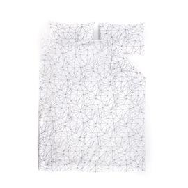 Комплект постельного белья Domoletti, белый, 160x200