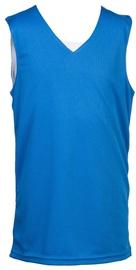 Bars Mens Basketball Shirt Blue 30 158cm