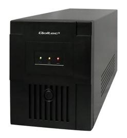UPS sprieguma stabilizators Qoltec UPS Monolith / 2000VA / 1200W