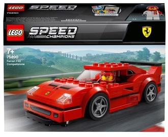 Konstruktors LEGO® Speed Champions Ferrari F40 Competizione 75890, 198 gab.