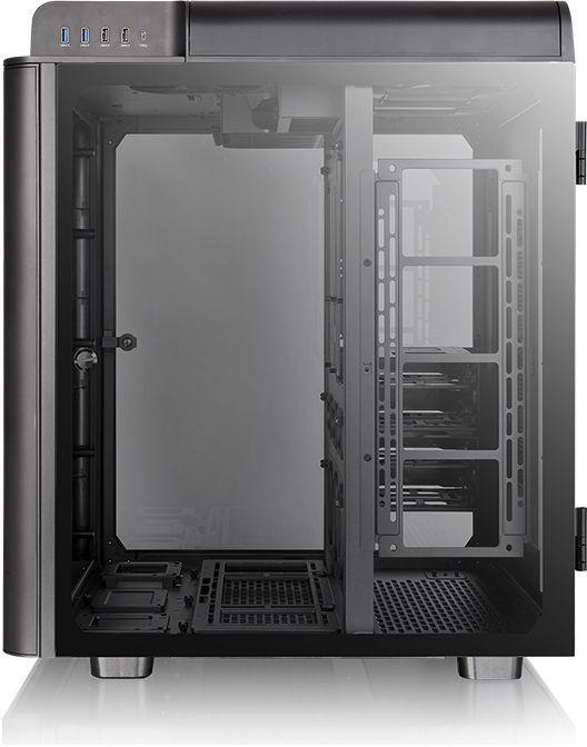 Thermaltake Level 20 HT E-ATX Full-Tower Black