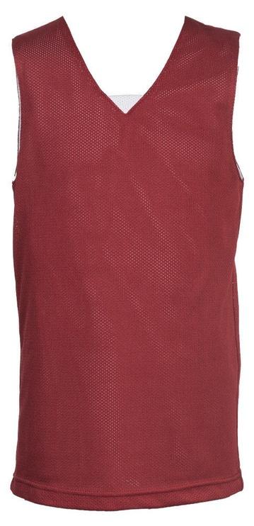 Футболка Bars Mens Basketball Shirt Red 28 152cm
