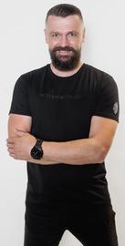 Dinamo Rīga Men T-Shirt Black M