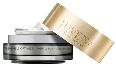 Sejas krēms Juvena Prevent And Optimize Night Cream, 50 ml