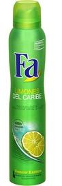 Дезодорант для женщин Fa Caribbean Lemon, 200 мл