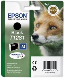 Epson T1281 Ink Cartrige Black