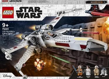 Konstruktors LEGO Star Wars Luke Skywalker X-Wing Fighter™ 75301, 474 gab.