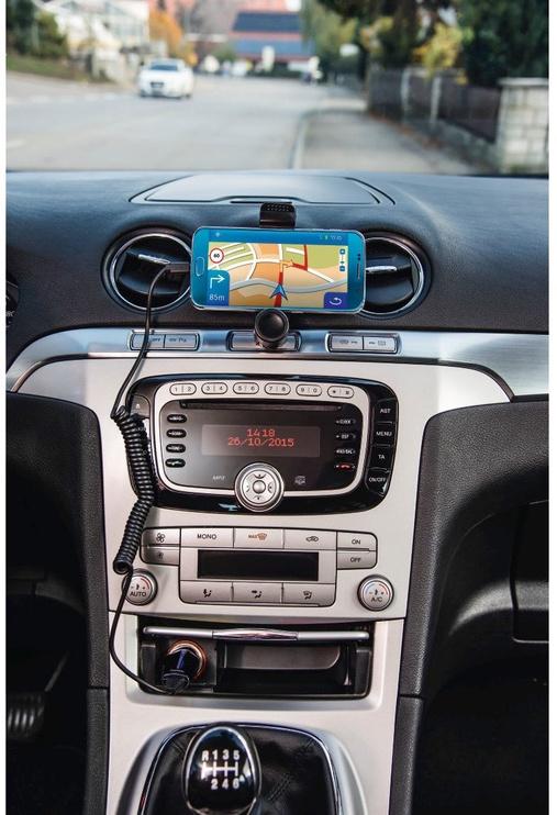 Hama Car Charger micro USB 1.2A Black