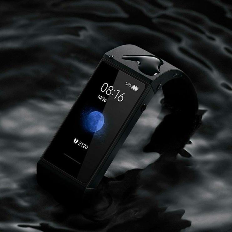 Viedā aproce Xiaomi Mi Smart Band 4C Black