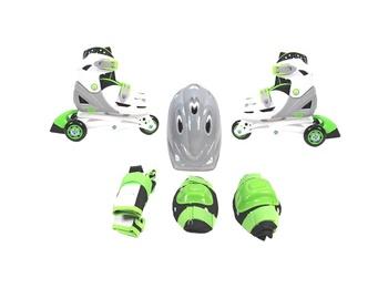 SN Rollerblades GW-069HBC-01 Green 34-37