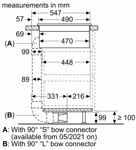 Indukcijas plīts Bosch PIE811B15E