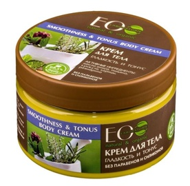 Ķermeņa krēms ECO Laboratorie Smoothness And Tonus Body Cream 250ml