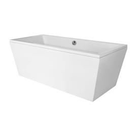 Ванна Besco Vera, Композитные материалы, 1700 мм x 750 мм x 620 мм
