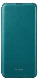 Huawei Protective Flip Cover For Huawei P Smart Z Green