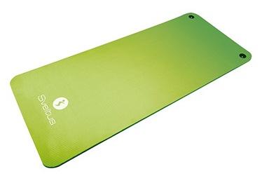Fitnesa un jogas paklājs Sveltus 530SV1361, zaļa, 140 cm x 60 cm x 10 mm