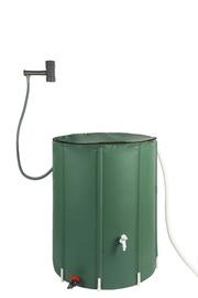 Ūdens tvertne 4IQ NAR000137, 1000 l, zaļa
