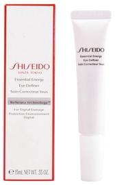 Крем для глаз Shiseido Essential Energy Eye Definer, 15 мл