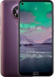 Mobilais telefons Nokia 3.4, violeta, 3GB/64GB