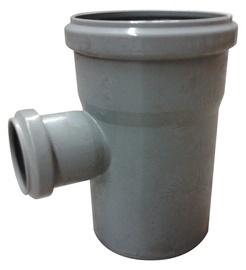 Kanalizācijas caurules trejgabals Magnaplast HTplus D40mm, 90°, PP