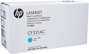 HP CF321AC Toner Cyan