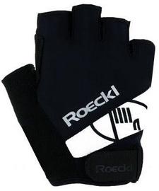 Roeckl Nizza JR Black/White 7