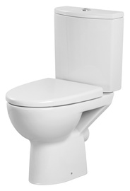 Cersanit Parva K27-002 WC with Soft-Close Lid White