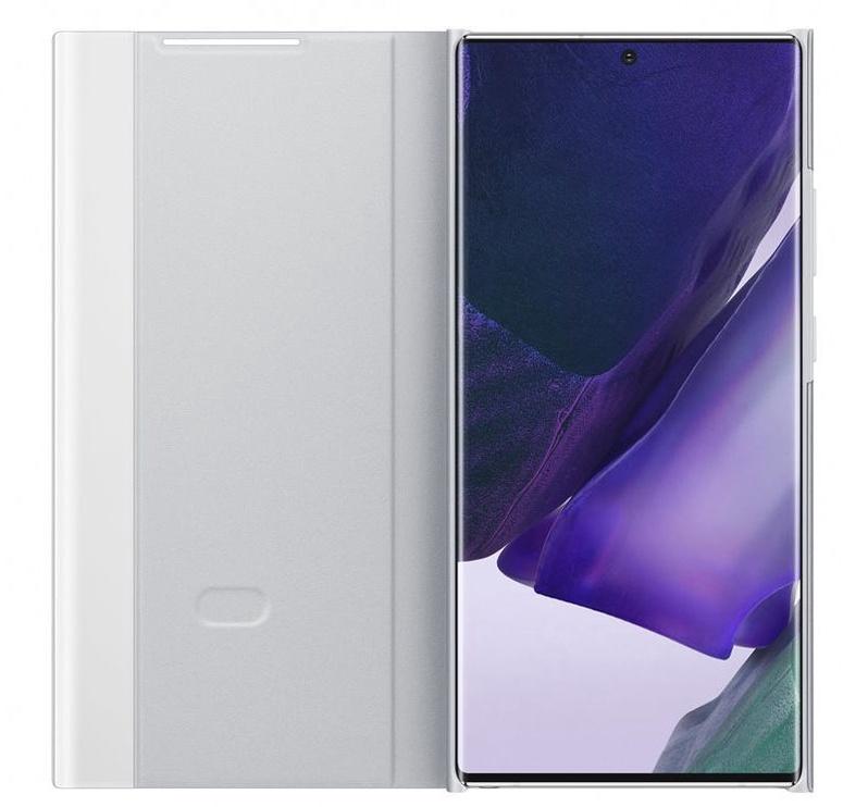 Чехол Samsung, серебристый