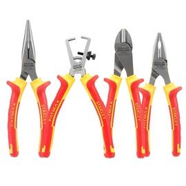 Stanley FatMax VDE Pliers Set 4pcs 4-84-489