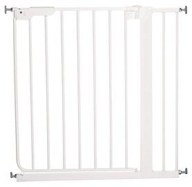 BabyDan Danamic Safety Gate White